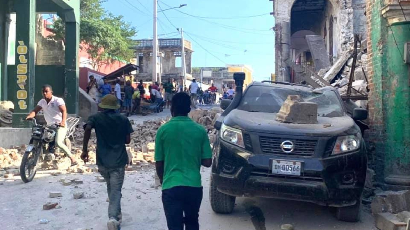 Israeli Aid Groups Respond To Haiti Quake
