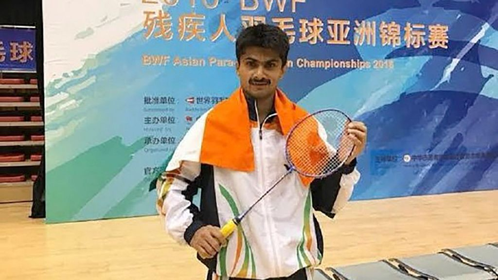 If I Can, Why Not You: World No.3 Para-Badminton Player Inspires Indian Youth