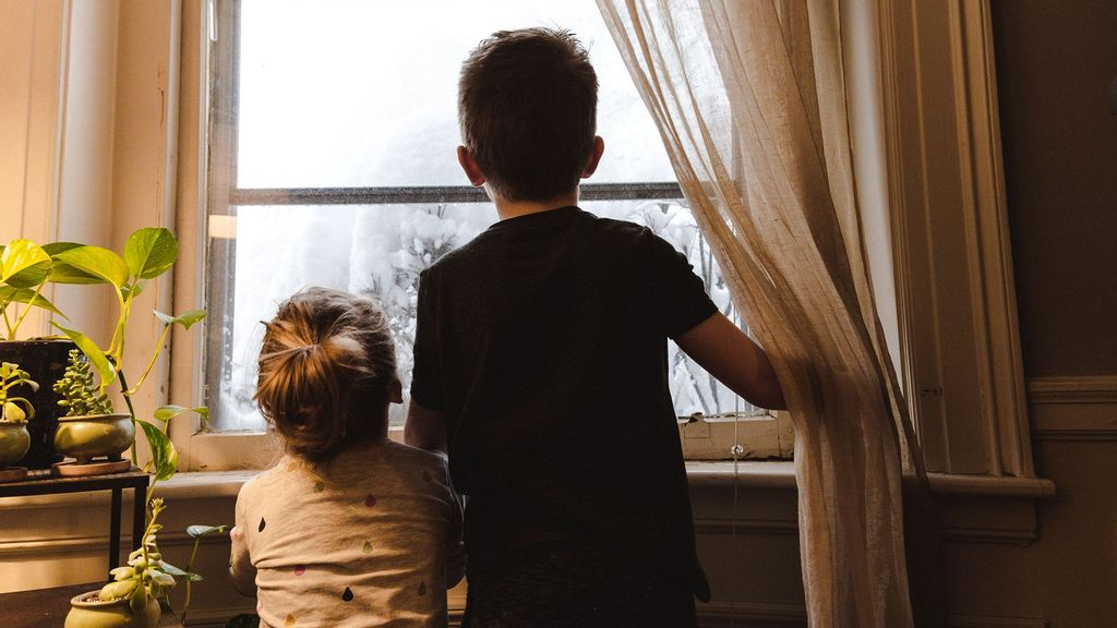 Study Suggests Strategies To Support Kids' Mental Health During Pandemic