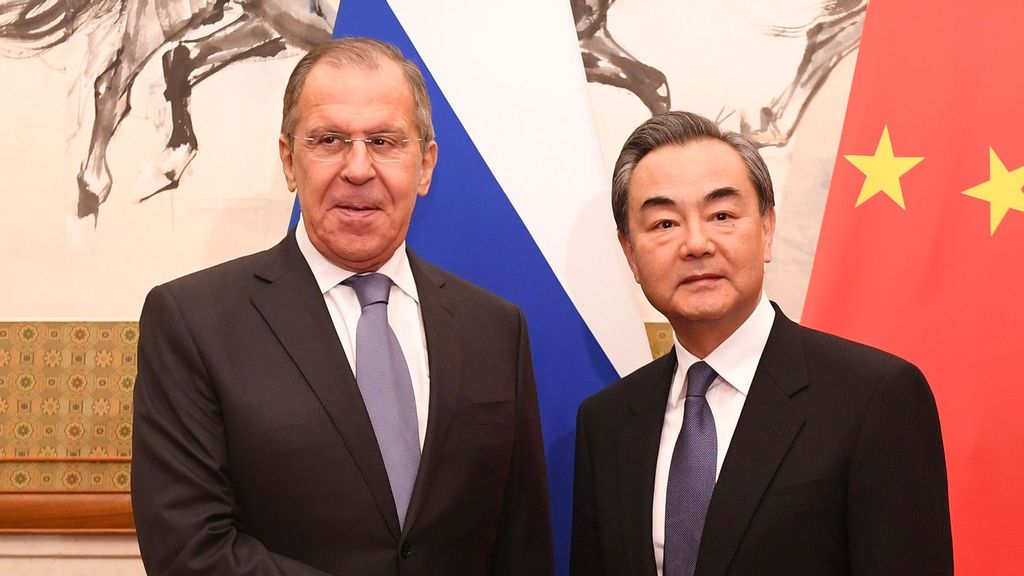 Chinese Foreign Minister, Russian Counterpart Discuss Situation In Afghanistan Over Phone