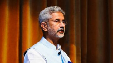 External Affairs Minister S Jaishankar on Tuesday said that the movement of the Indian Ambassador and the Embassy staff from Kabul to India was a difficult and complicated exercise. (Dr. S. Jaishankar, @DrSJaishankar/Twitter)