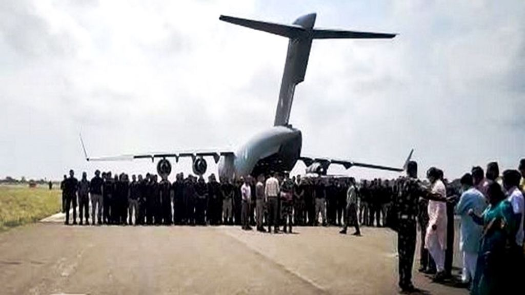 India Exploring Options To Hire Charter Planes For Evacuation From Afghanistan