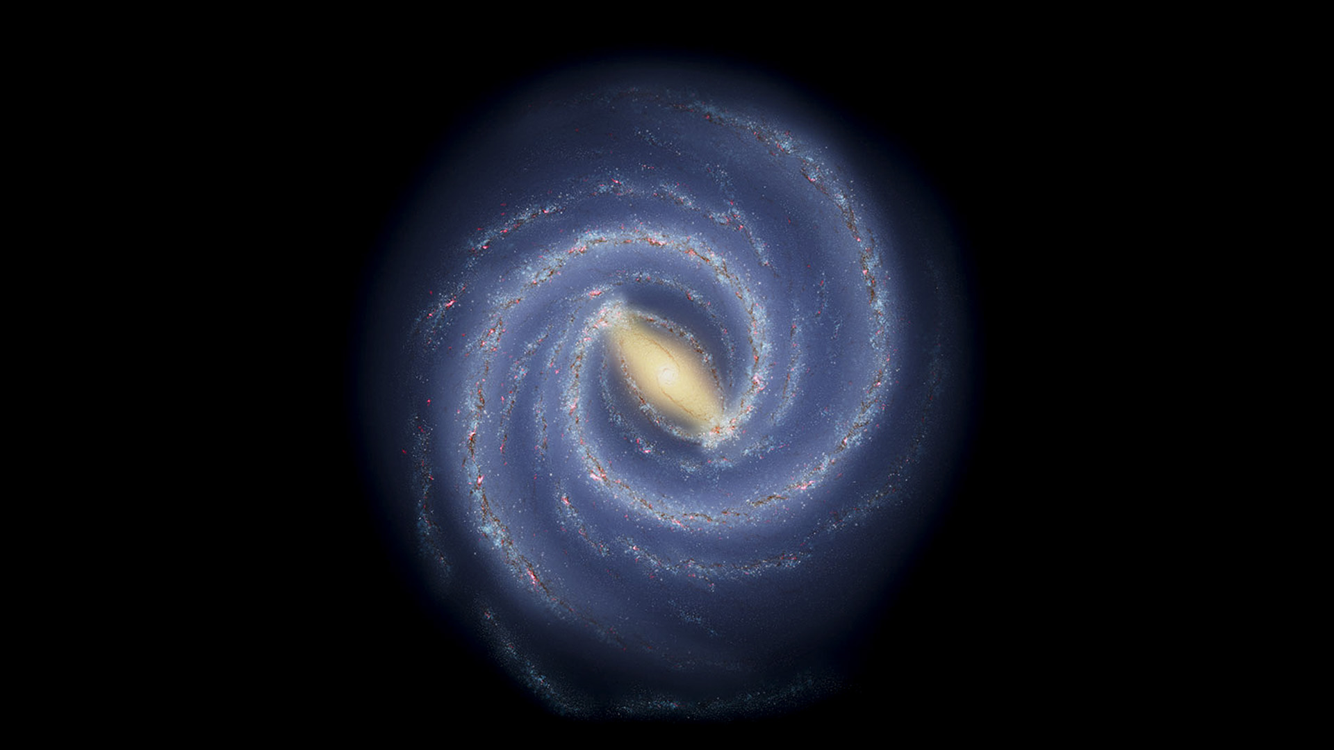"""Astronomers Find A """"Break"""" In One Of Milky Way's Spiral Arms: NASA"""