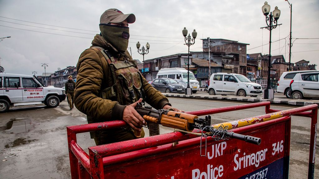 21st Party Leader Killed In Two Years In Jammu & Kashmir: India's Ruling Party