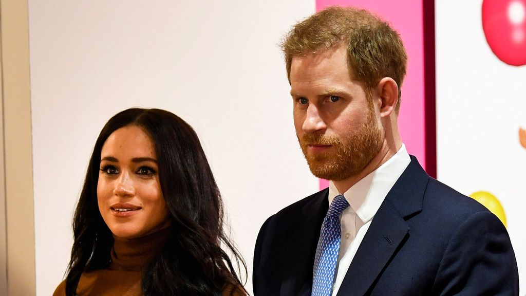 Meghan Markle, Prince Harry Speak Out About Taliban Takeover In Afghanistan, Haiti's Earthquake