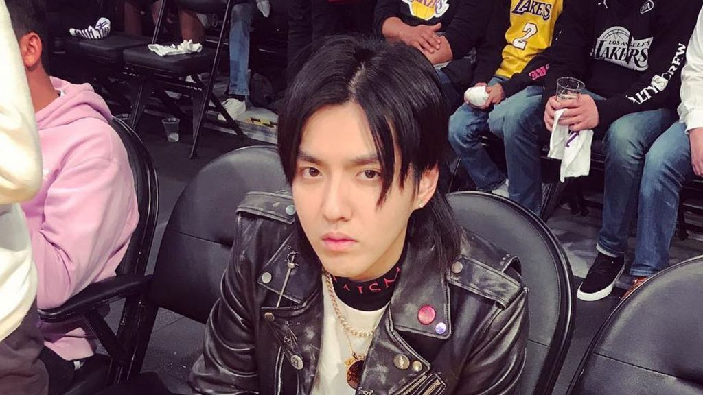 Chinese-Canadian Pop Icon Kris Wu Arrested On Alleged Rape Charges