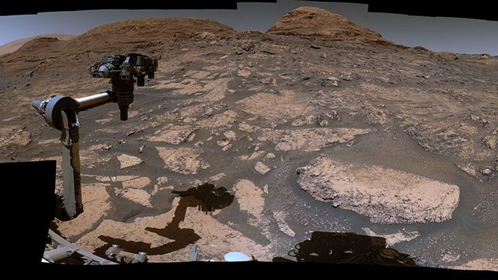 VIDEO: Spa Trek: How NASA's Mars Curiosity Rover Is Finding Out Where All The Water Went