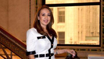 strongArabel Alva Rosales se las ingenia entre sus múltiples responsabilidades para inspirar a otras mujeres mediante su proyecto Pivoting in Heels. (Negocios Now)/strong