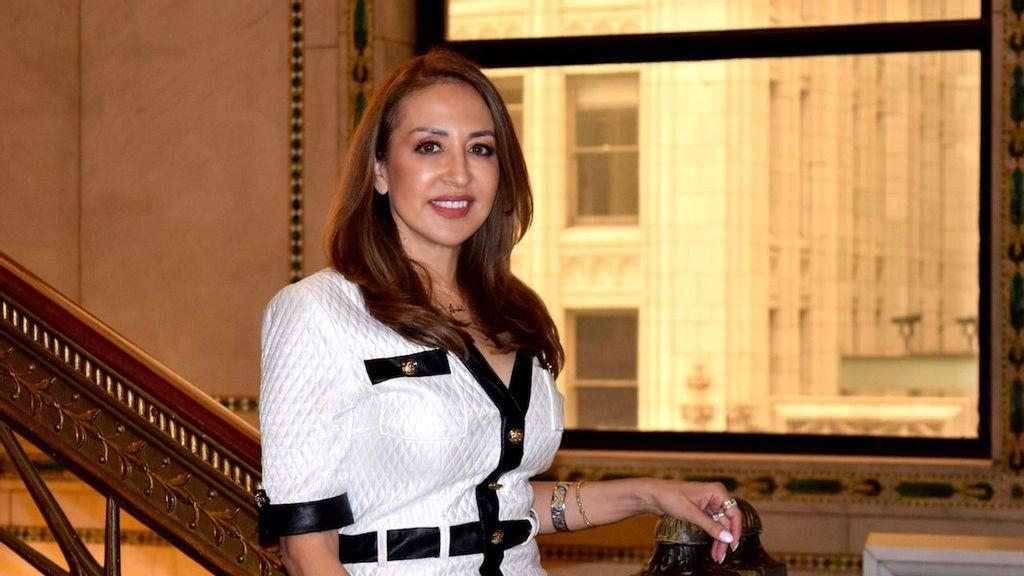 Ella es empresaria, motivadora y visionaria
