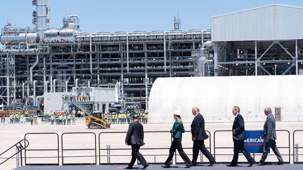 Environmental Groups Seek To Halt New Terminals As Natural Gas Exports Soar