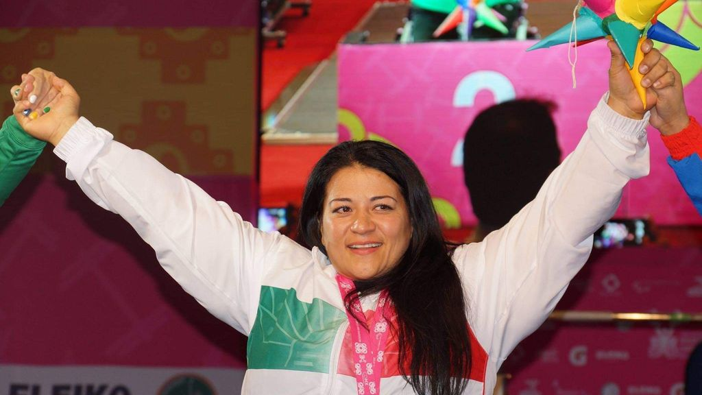 <p>Patricio Bárcenas has won a silver and two bronze medals in different Paralympic Games. Mexico gives less support to Paralympic Games. Mexico gives less support to Paralympic athletes, even though they win more medals for the country than Olympic athletes. (Courtesy Patricia Bárcenas)</p>