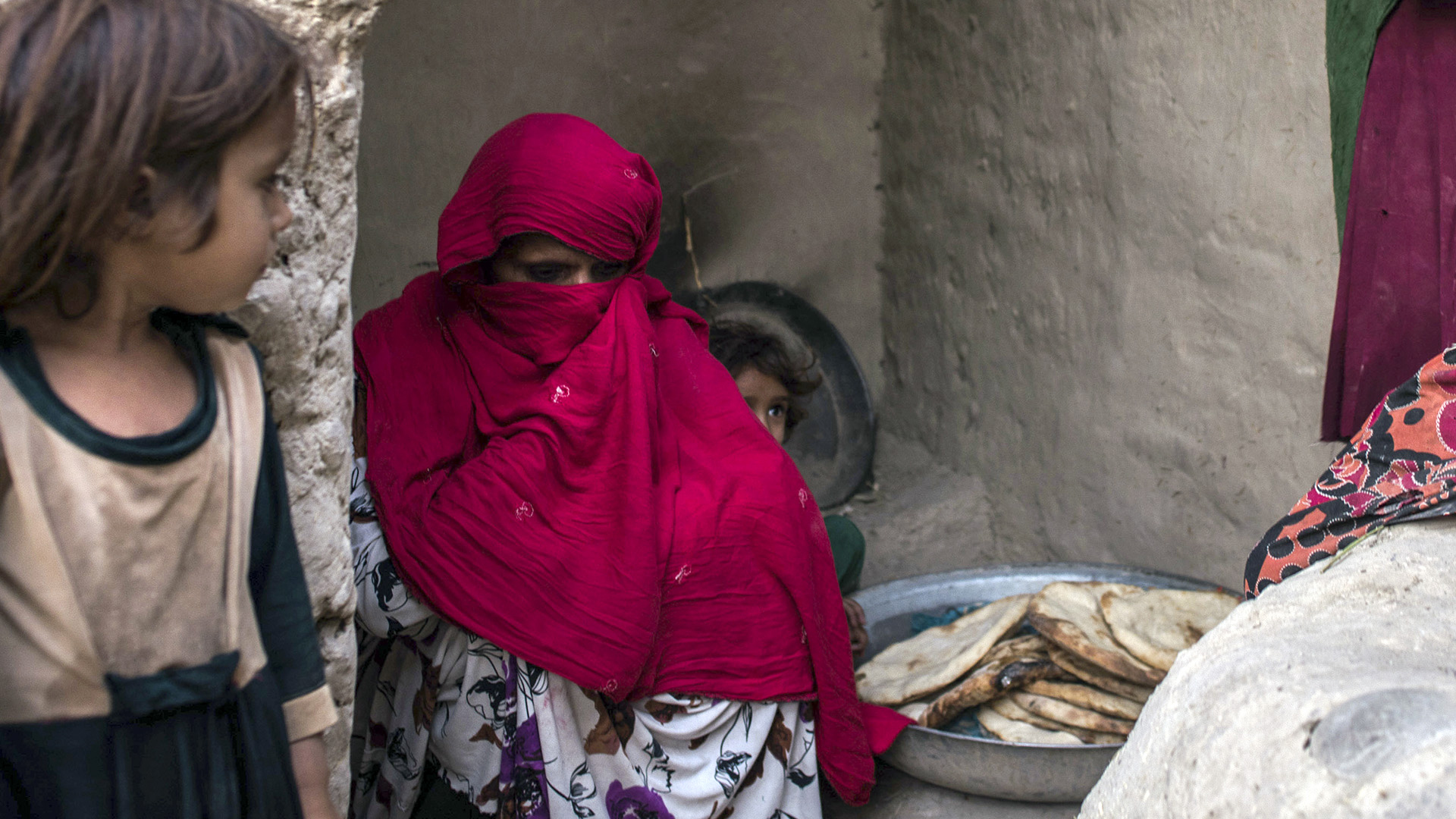 United Nations States 12.2 Million People In Afghanistan Acutely Food Insecure