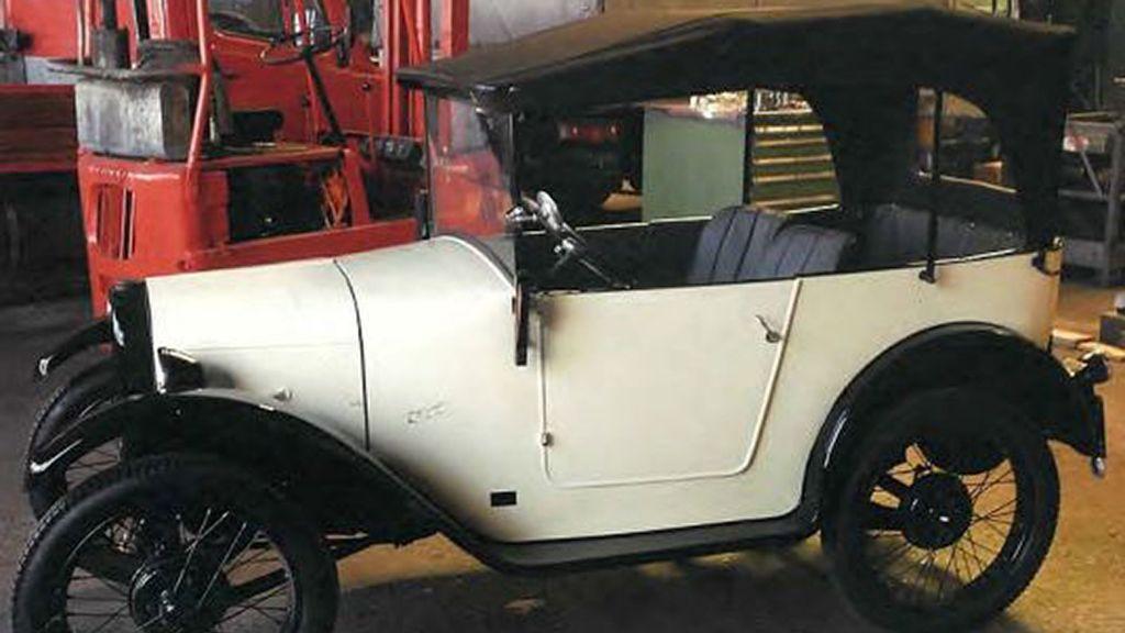 First And Furious: Earliest BMW Model Stolen From Repair Shop