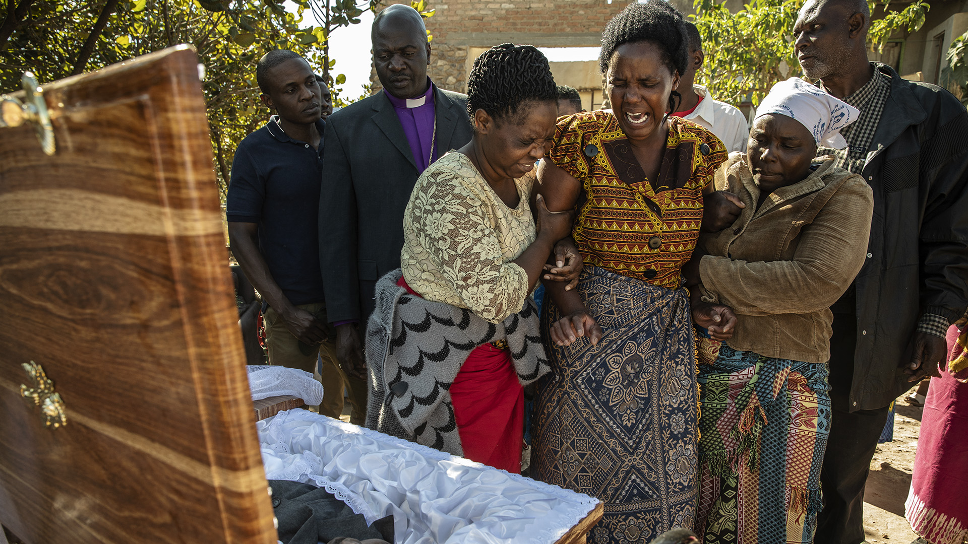 Three Years On, Victims Of Zimbabwean Military Brutality Await Justice