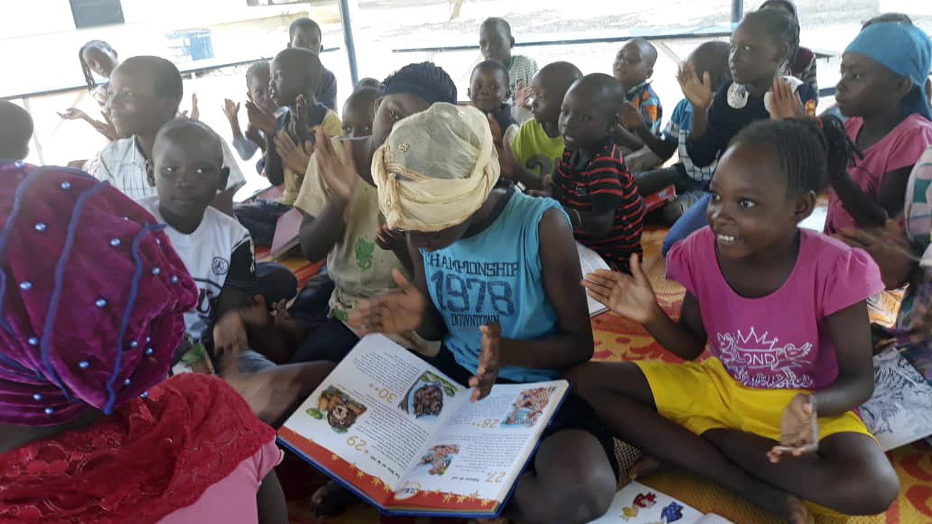 Fighting Boko Haram One Book At A Time In Cameroon's Far North