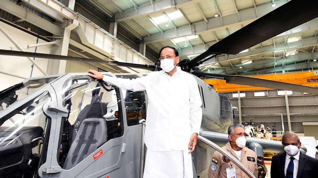 Indigenous Products Will Help In India's Growth As An Aerospace And Defense Powerhouse: Indian VP