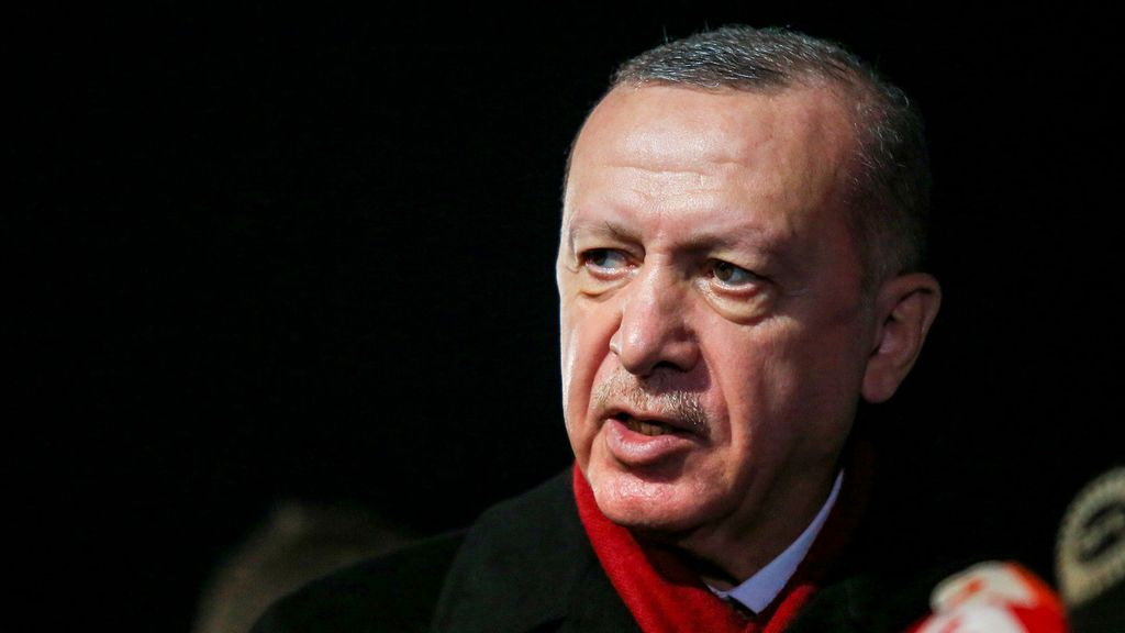 """Turkey Will Not Become Europe's """"Refugee Warhouse,"""" Warns Turkish President As Afghans Flee Taliban"""