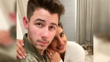 American singer-songwriter Nick Jonas kicked off the tour in Las Vegas on Friday with a celebratory cake from wife Priyanka Chopra. (Priyanka Chopra Jonas, @priyankachopra/Instagram)