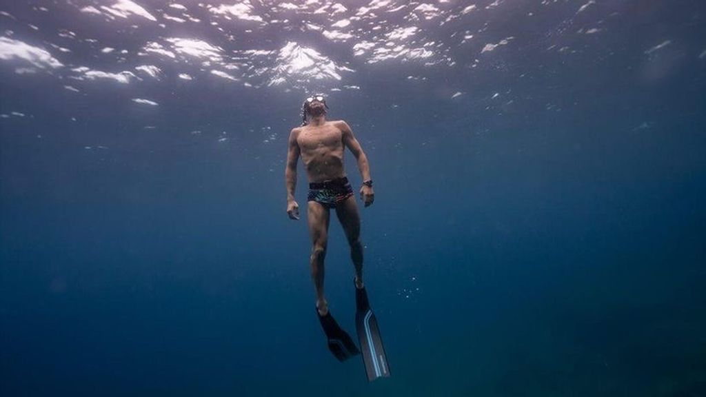 VIDEO: Freesy Does It: How A Novice Became One Of The Best Free Divers In The World