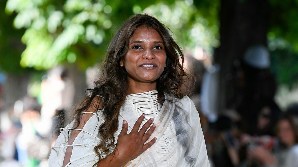 From Runaway To Runways: Fashion Designer Escapes India's Gender Discrimination, Makes Paris Debut