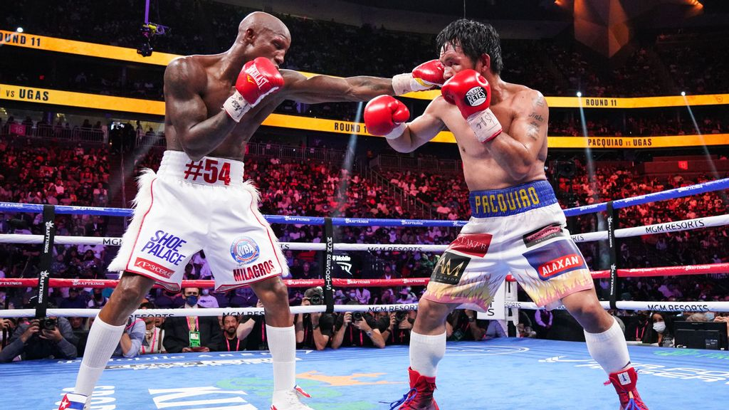 Bye Bye 'Pac Man'? Loss To Ugas May BePacquiao's Final Exit From The Ring