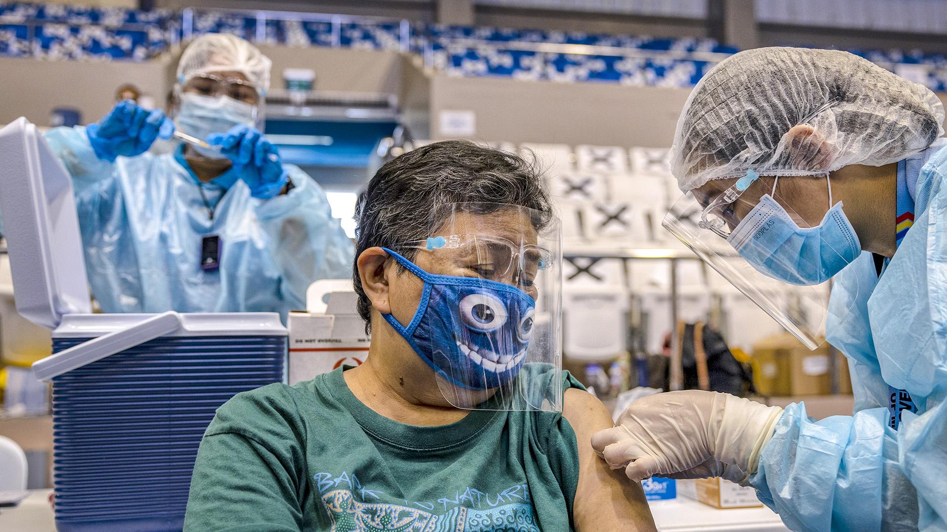 Philippines Approves Russia's Sputnik Light Vaccine