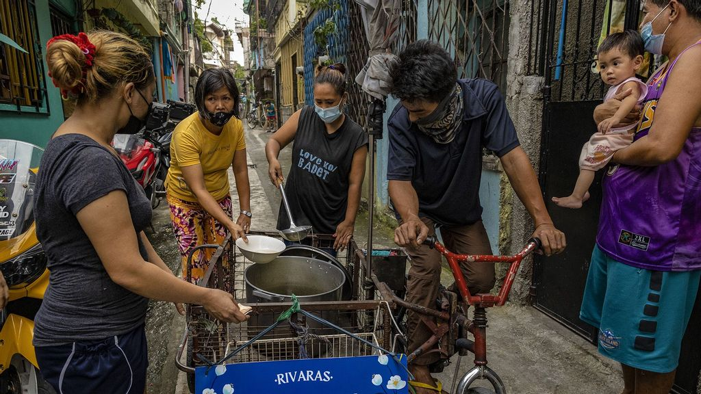 Covid-19 Pushes 80 Million People In Asia Into Extreme Poverty: Report