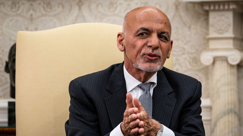 Taliban Extend Amnesty To Afghanistan President And Former Vice-President