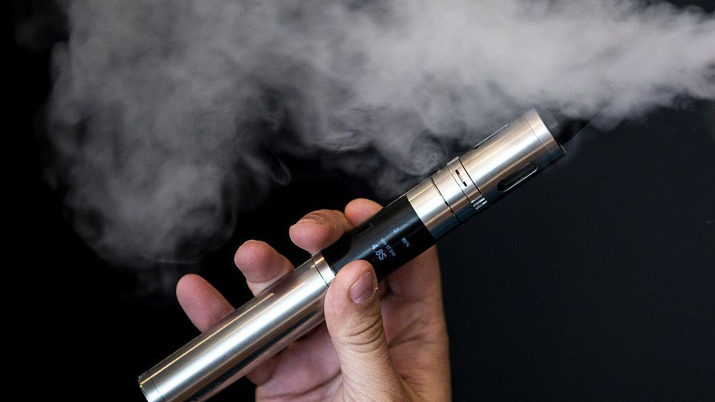 Aerosols From Vaping Impact Health, Just Like Tobacco And Cannabis