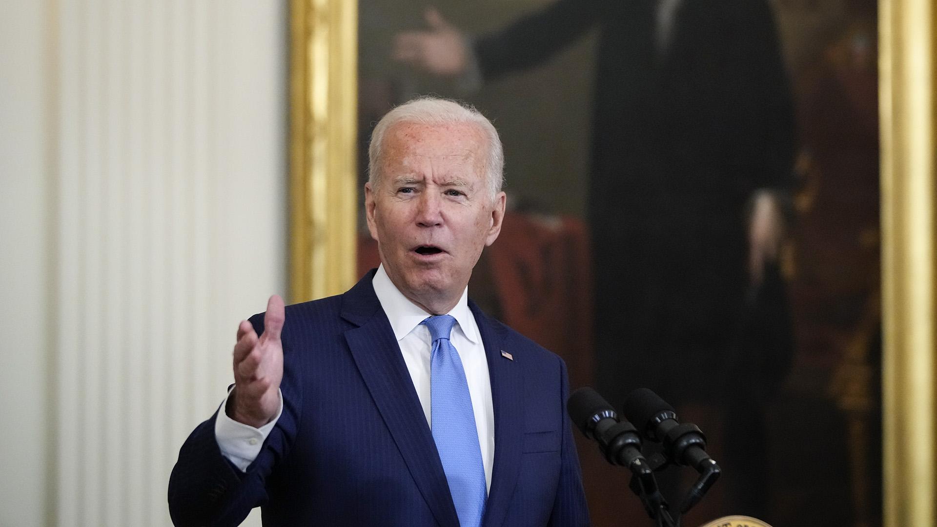 I Do Not Trust Anybody: Biden On Taliban
