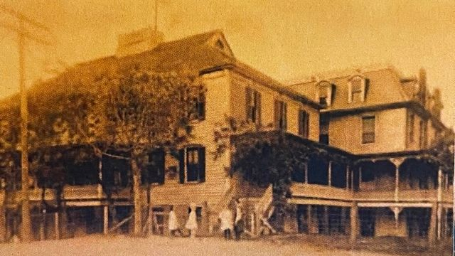 VIDEO: A Symbol Of Racial Harmony, Condemned Harpers Ferry Hotel Gets Second Life