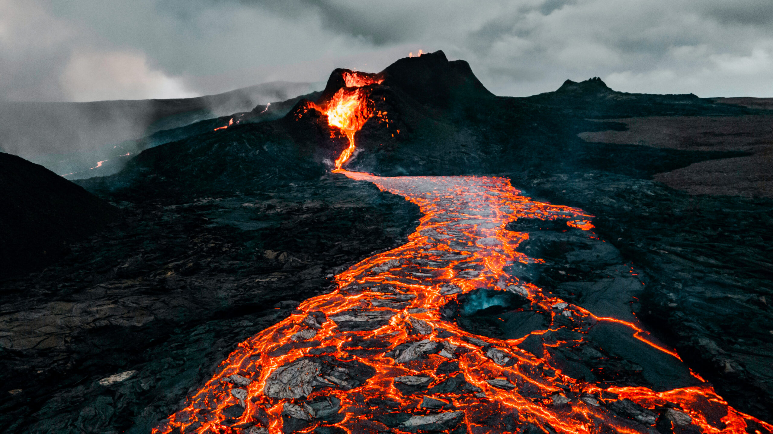 Core! How Volcanoes Act To Keep Earth's Surface Cool