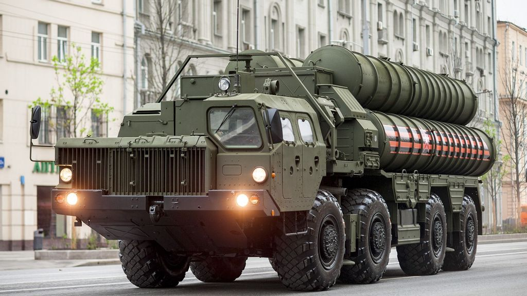 Will Begin To Deliver Missile System To India By 2021 End: Russian Company