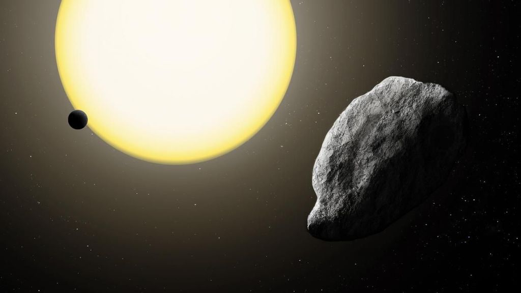 Newly Discovered Asteroid Is The Fastest-Orbiting Space-Rock Around The Sun