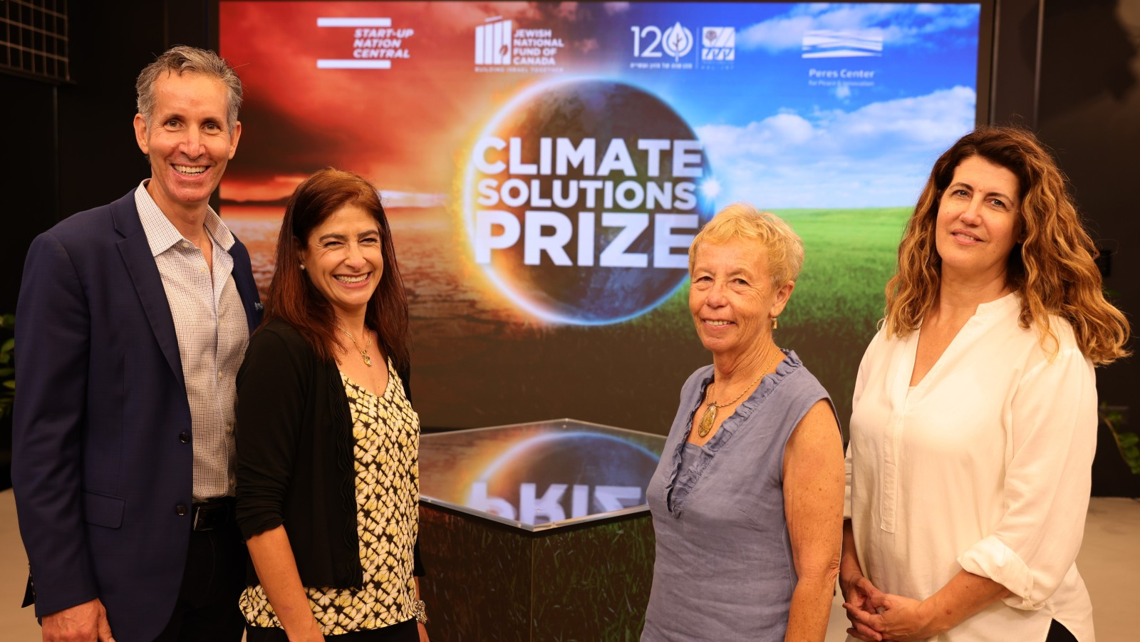 $1M Prize For Innovative Israeli Answers To Climate Crisis