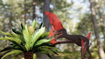 Artist's rendering of Tupandactylus navigans. (Victor Beccari)