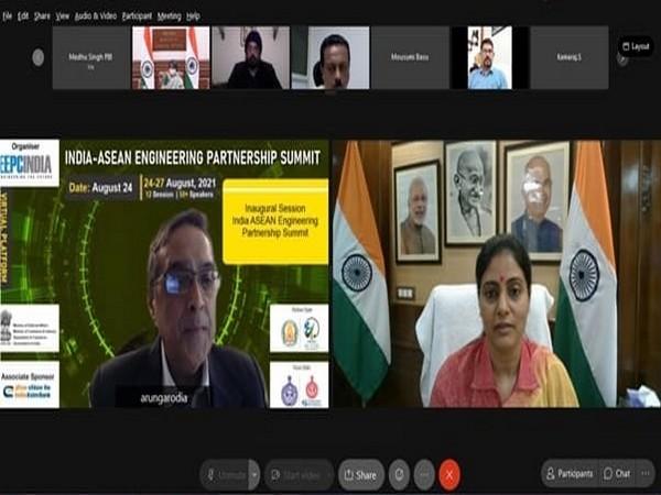 Union Minister Anupriya Patel at inaugration session of