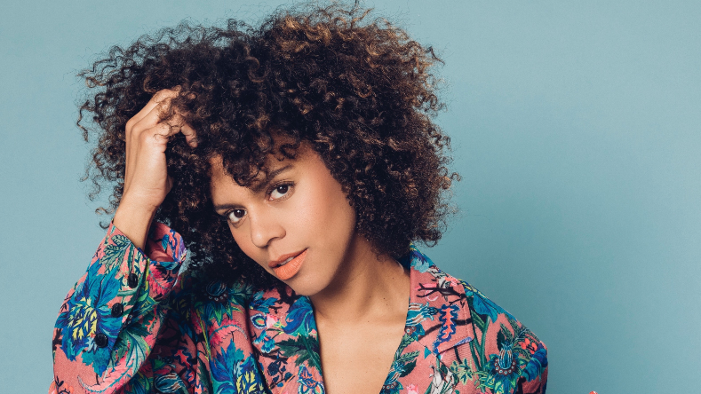 <p><i>Grasie Mercedes is Dominican-American and Afro-Latina. Her personal life often serves as a source of inspiration for her creative endeavors. (IMDb/Brecht Van't Hof)</i></p>