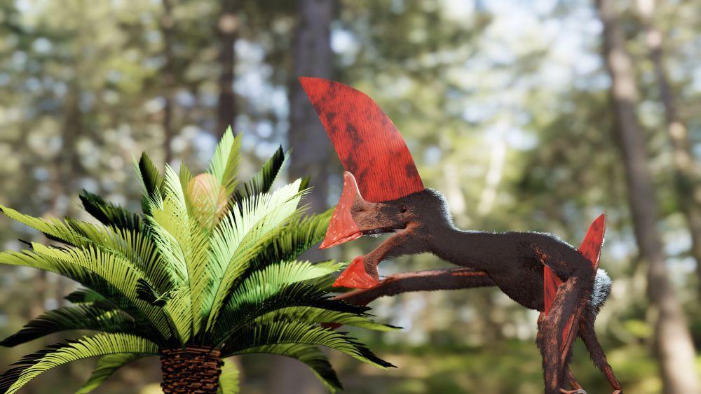 Policía en Brasil decomisa el fósil más completo jamás encontrado de un reptil volador
