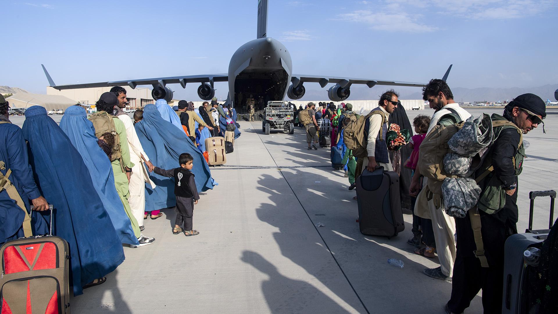 It's All PR: Critics Say Of Ugandan President Yoweri Museveni's Decision To Host Afghan Refugees