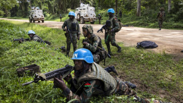 ADF Terror Group Attacks In Eastern DR Congo