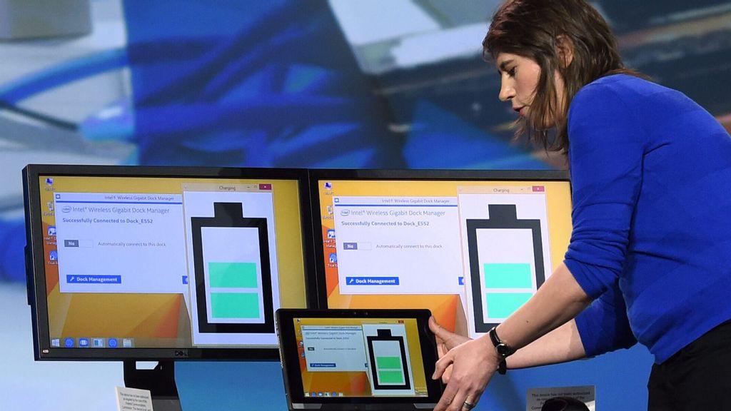 'Sala de carga' alimenta de energía luces, computadoras portátiles y celulares por medio del aire
