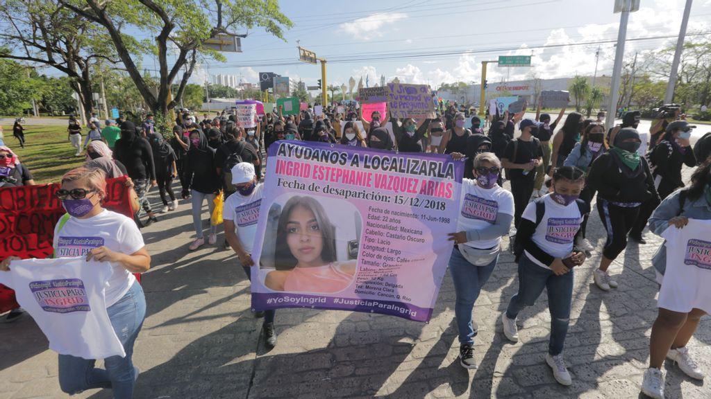 AMLO, omiso ante desapariciones en Tamaulipas, acusan organizaciones no gubernamentales