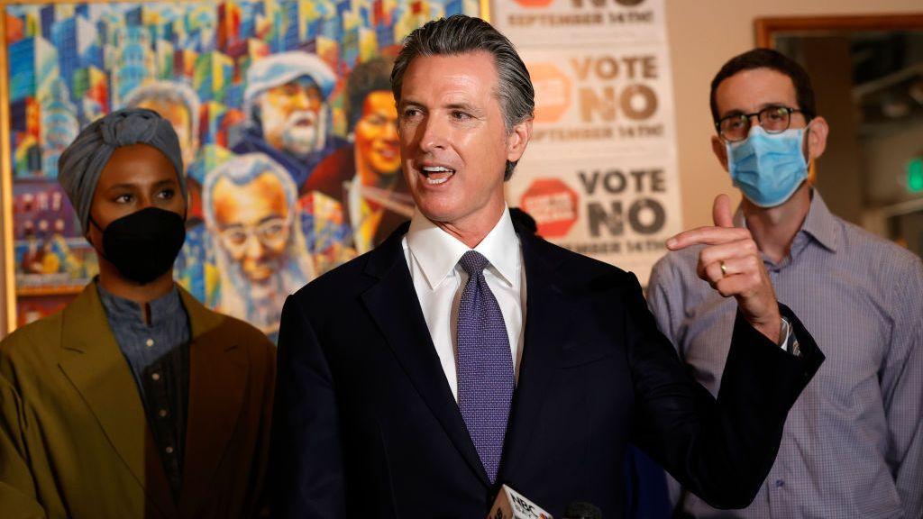 Empate virtual en elecciones revocatorias en California, Newsom goza de presupuesto ilimitado, resultado dependerá de quién vote
