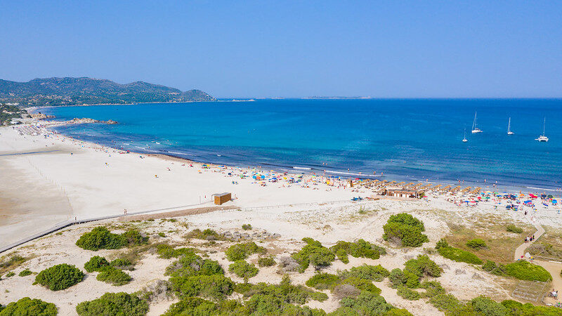 Sands Expensive: Tourists Can Be Fined $3,500 For Stealing Sand From Sardinia Beach