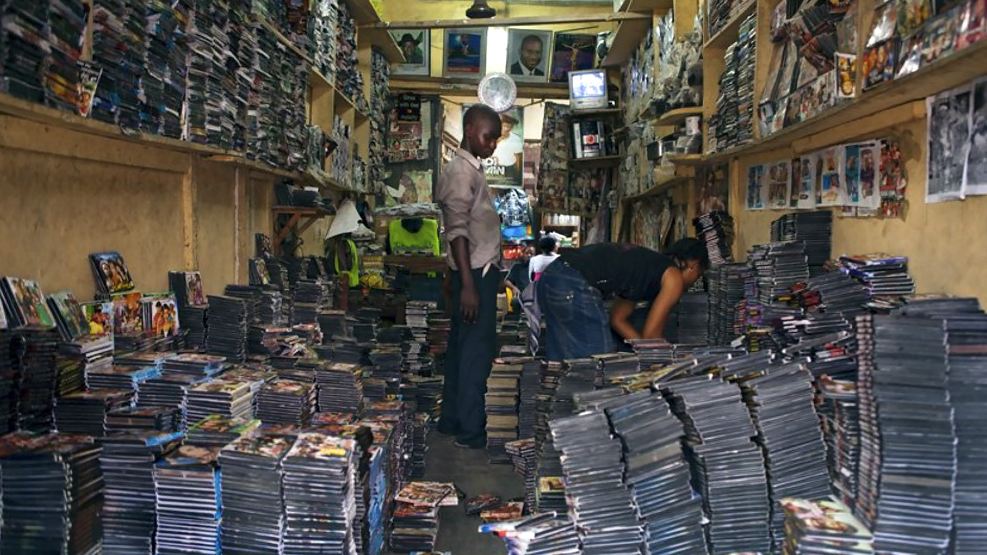 Nigeria's Movie Industry Grows But Still Plagued By Piracy