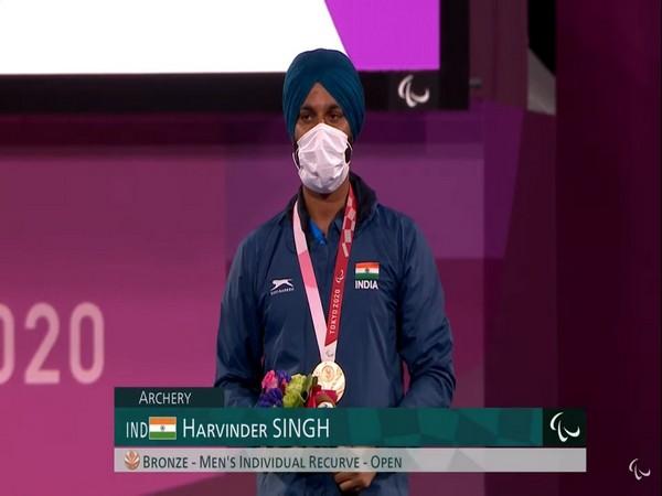 Harvinder Singh (Photo: Twitter/Sachin Tendulkar)