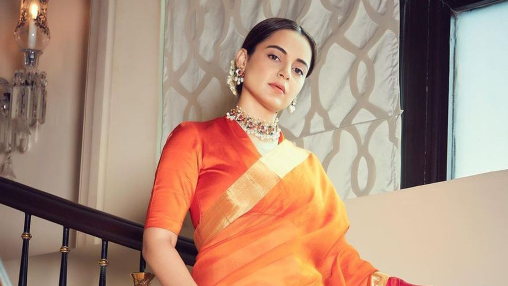 <p>The actress said that one of the biggest multiplex chains of India has agreed to screen the South versions of the film. (Kangana ranuat, @kanganaranaut/Instagram)</p>