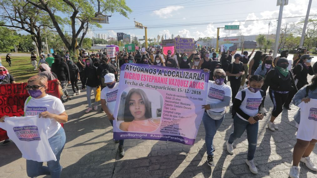 Activists Claim Mexican President Ignores Missing People In Tamaulipas