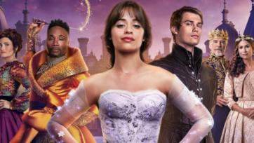 """El elenco de """"Cenicienta,"""" en exclusiva en Amazon Prime Video. (Amazon)"""